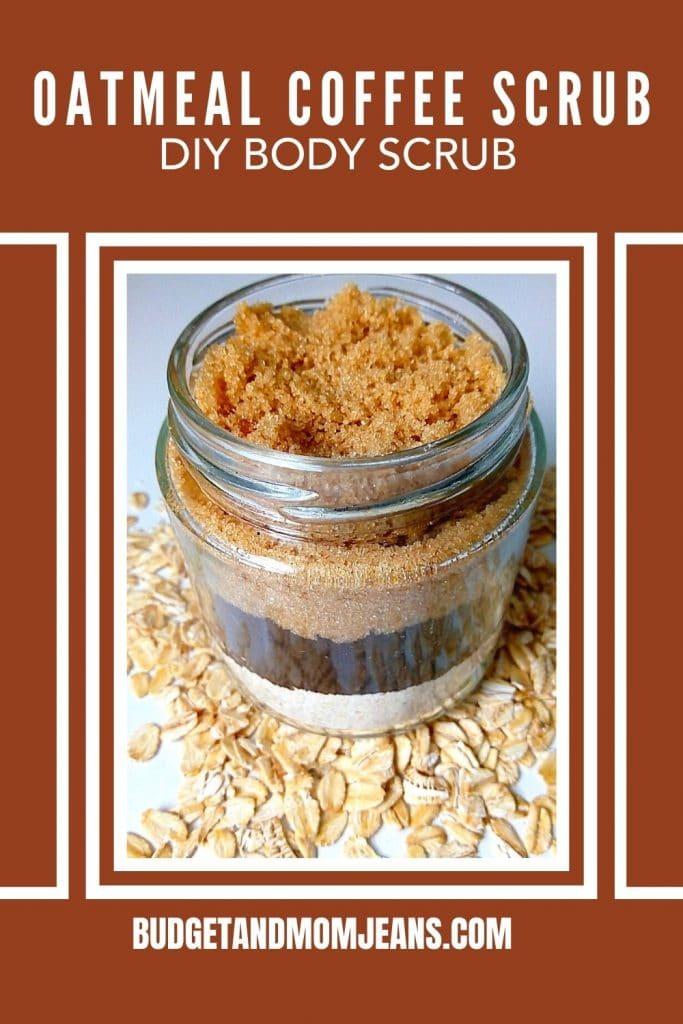 Homemade Oatmeal Coffee Scrub – How To Make It
