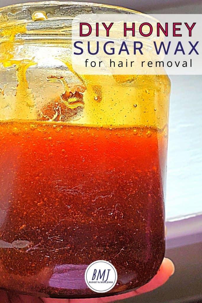 DIY Honey Sugar Wax Recipe   How To Make
